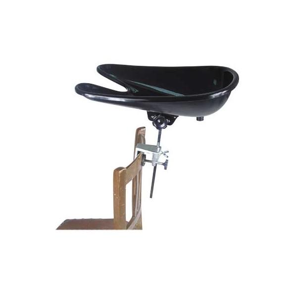 Etau eco support pour chaise lave t te andrex Chaise pour coiffeuse
