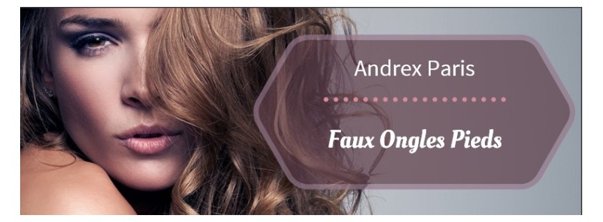 Faux Ongles Pieds
