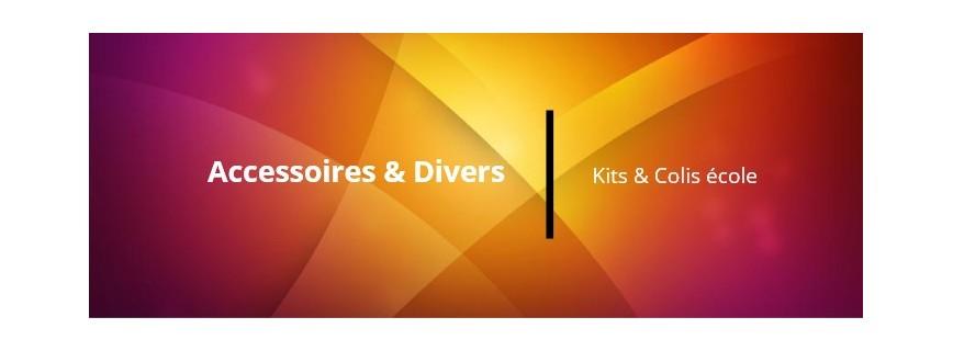 Kits & Colis école