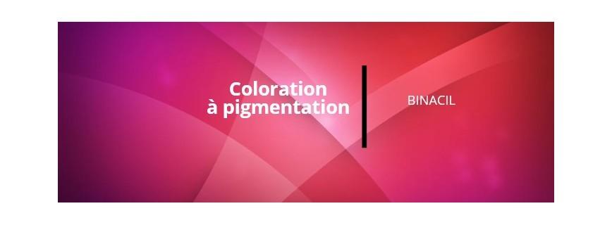 Colorations cils BINACIL