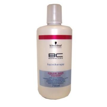 Bonacure Treatment Couleur Freeze 750ml - Schwarz
